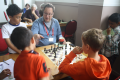 A lively coaching session with Tim Kett