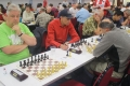 High boards in the Under 160, one opponent not yet arrived