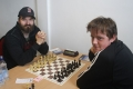 Ben Purton and George Neale at the start of the Rapidplay