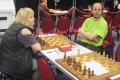 WGM Toma Katarzyna and Alex Richardson in the British Championship