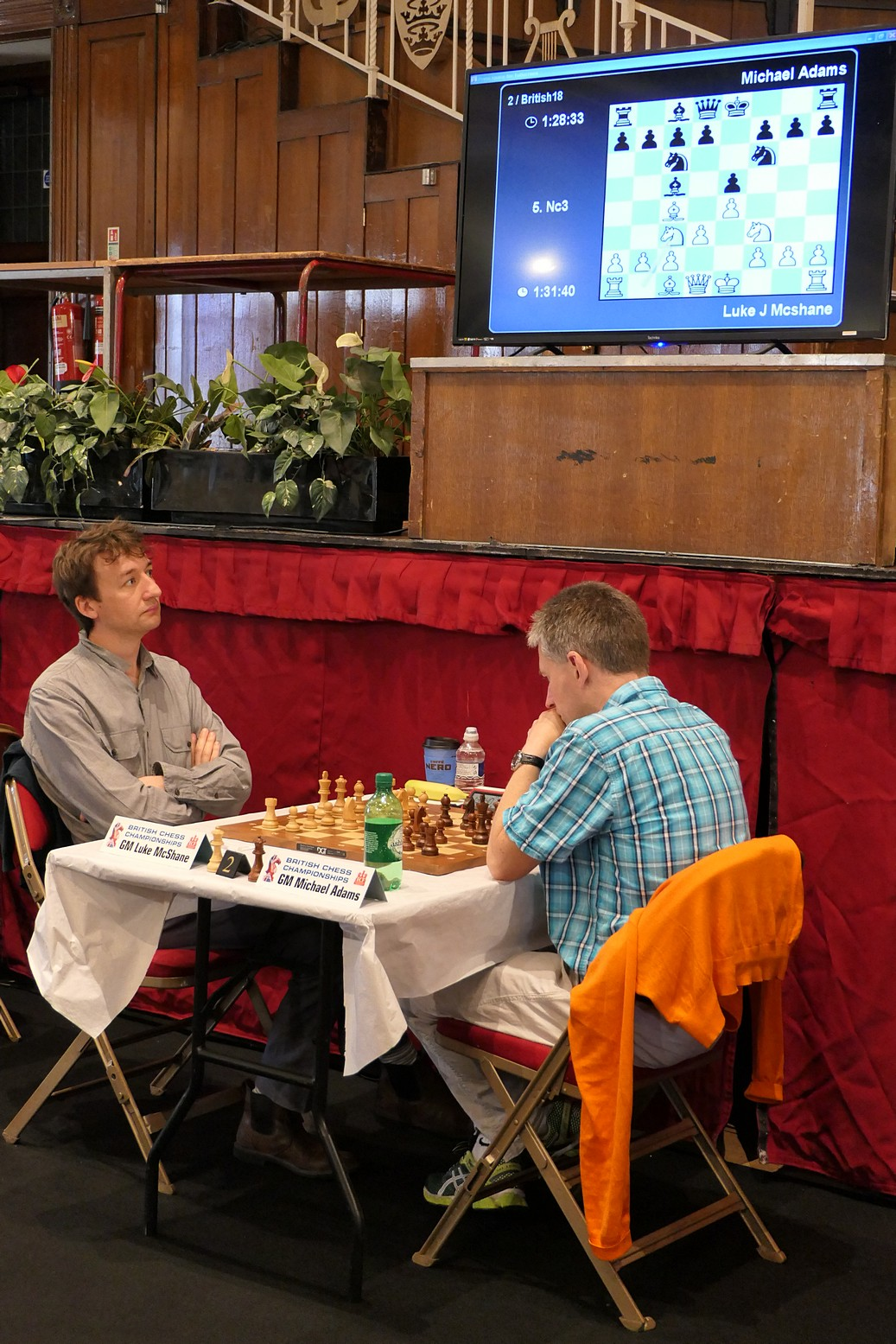 British chess championship 2018 prizes for students