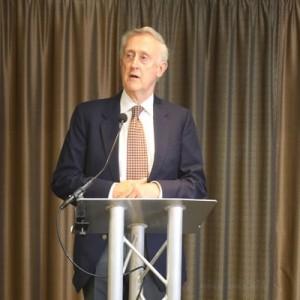 Finance Director David Eustace